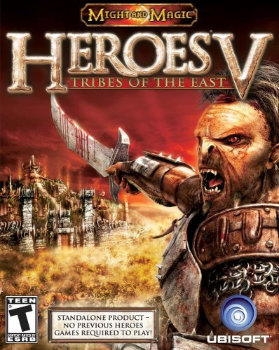 Heroes of Might and Magic V: Tribes of the Windows XP