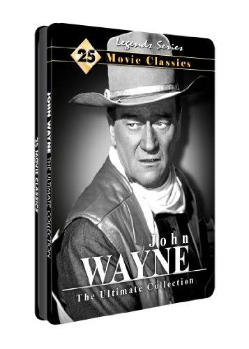 John Wayne: Ultimate Collection 25 Movies -