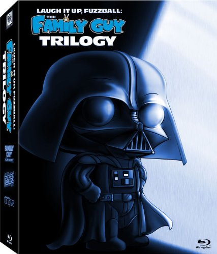 Laugh It Up Fuzzball: The Family Guy Trilogy (It's A