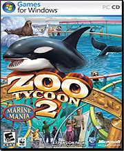 Zoo Tycoon 2: Marine Mania Expansion Windows XP