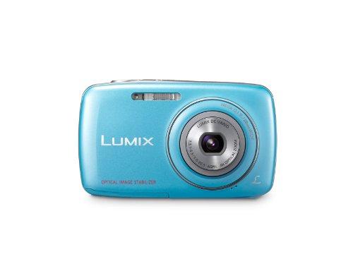 Panasonic Lumix DMC-S1 12.1 MP Digital Camera with 4x