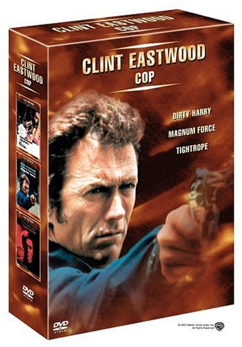 Clint Eastwood - Cop (Dirty Harry / Magnum Force /