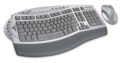 Microsoft Wireless Laser Desktop 6000 v1 ( B7T-00001 )