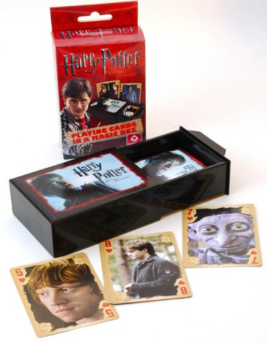 Harry Potter Magic Box and Playing Cards