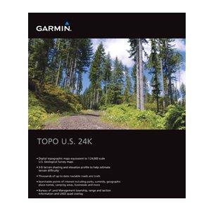 Garmin TOPO U.S. 24K - Mountain Windows XP Home Edition