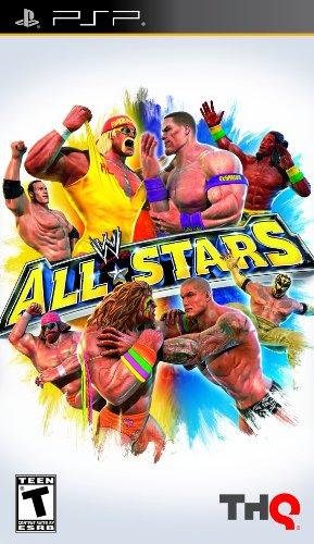 WWE All Stars Sony PSP