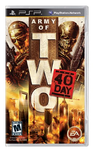Army of Two: The 40th Day Sony PSP