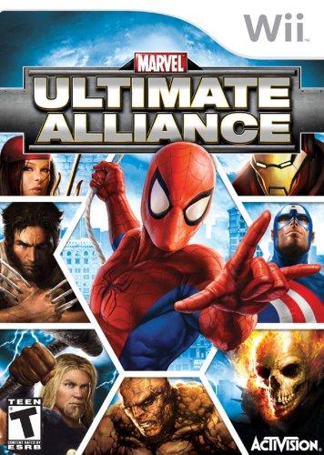 Marvel Ultimate Alliance Wii