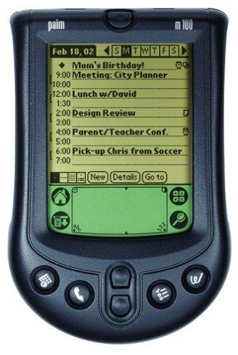 PalmOne m100 Handheld Mac OS 9 and below