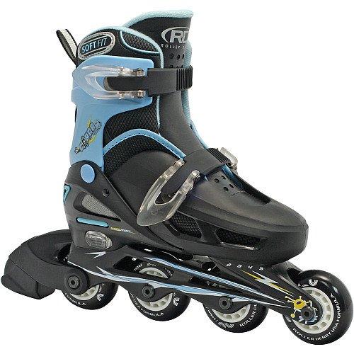 Roller Derby Boys Cobra Adjustable Inline Skate