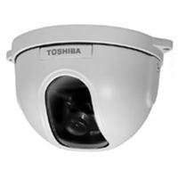 Toshiba IK-DF03A-3.6 Analog Mini-dome Camera, Windows