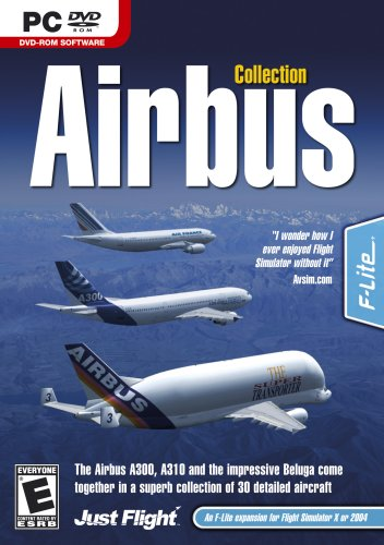 Airbus Collection Expansion for MS Flight Windows XP