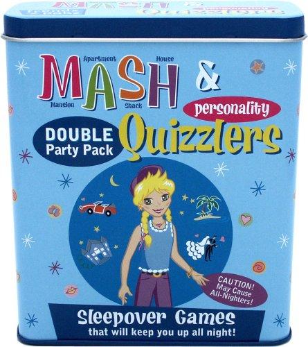 Frendz Pakz - MASH/Quizzler Sleepover Pack
