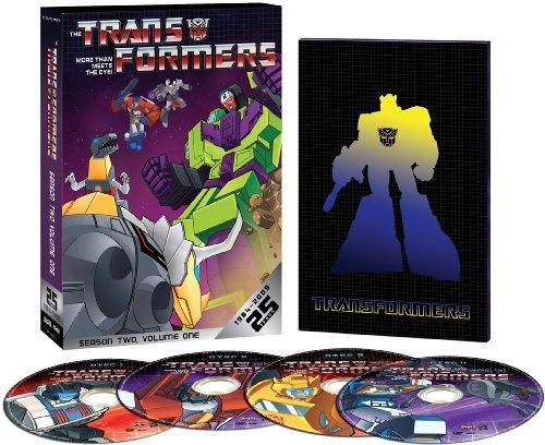Transformers: Season Two, Volume One (25th Anniversary