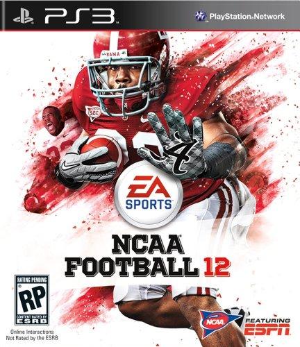 NCAA Football 12 PS3