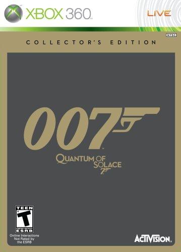 James Bond 007: Quantum of Solace Collector's Xbox 360