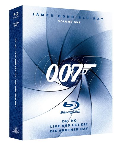 James Bond Blu-ray Collection Three-Pack, Vol. 1 (Dr.