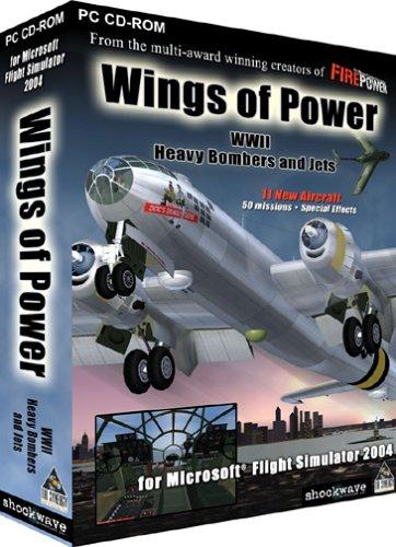 Wings Of Power: WWII Heavy Bombers & Jets Windows XP