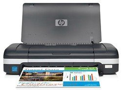 HP OfficeJet H470 Mobile Printer Windows