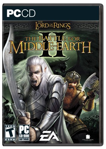 The Lord of the Rings: Battle for Middle Windows XP