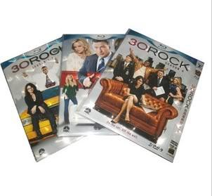 30 Rock Seasons1-4 7DVD-D9