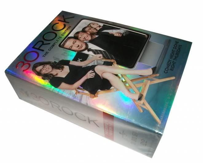 30 Rock-The Seasons1-5 (31DVD Sealed Boxset)