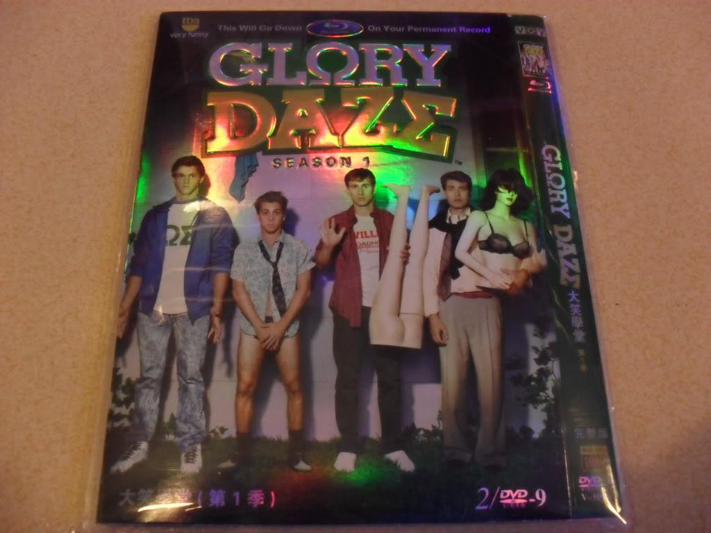 Glory Daze Seasons1 2DVD-D9