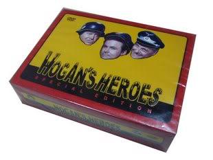 Hogan's Heroes Seasons1-6 (27DVD Sealed Boxset)