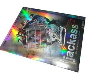 Jackass Seasons1-2 3DVD-D9BOXSET