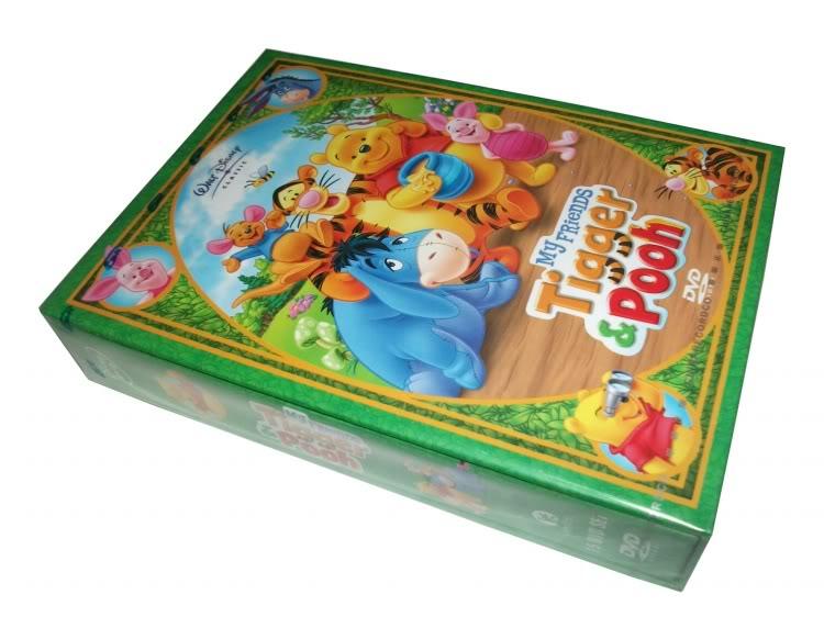 My Friends Tigger and Pooh 15DVD BOXSET