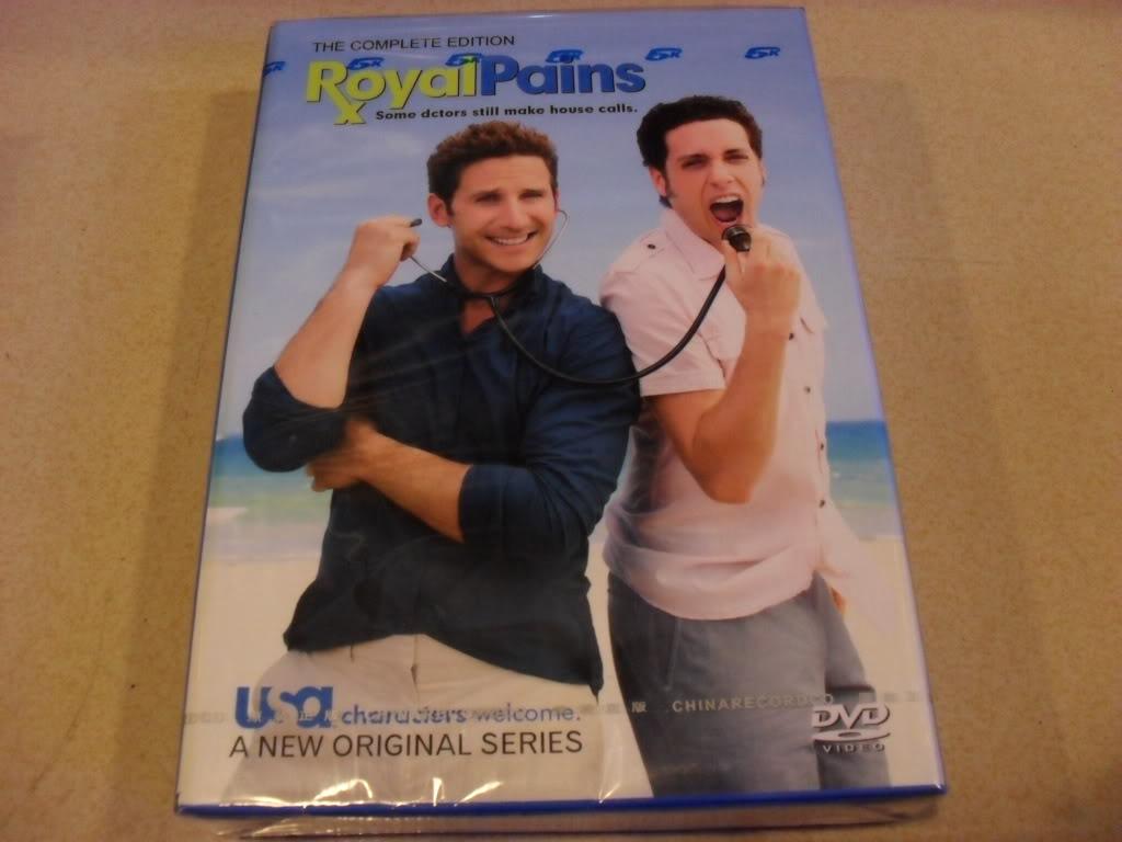 Royal Pains Seasons2 (6DVD Sealed Boxset)