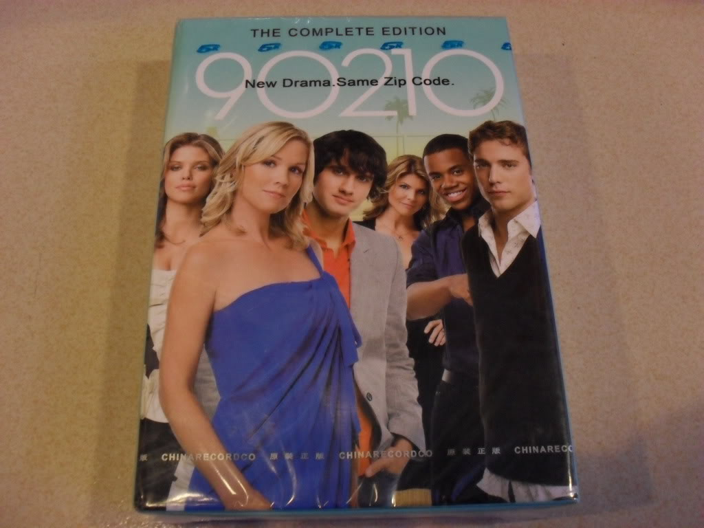 Beverly Hills 90210 seasons3 (8DVD Sealed Boxset)