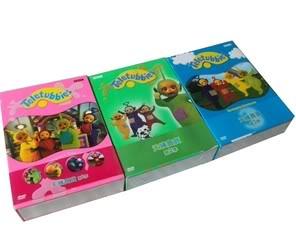 Teletubbies seasons 1-3 (53DVD Sealed Boxset)