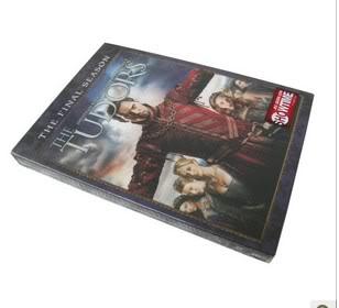 The Tudors Seasons4 (3DVD Sealed Boxset)