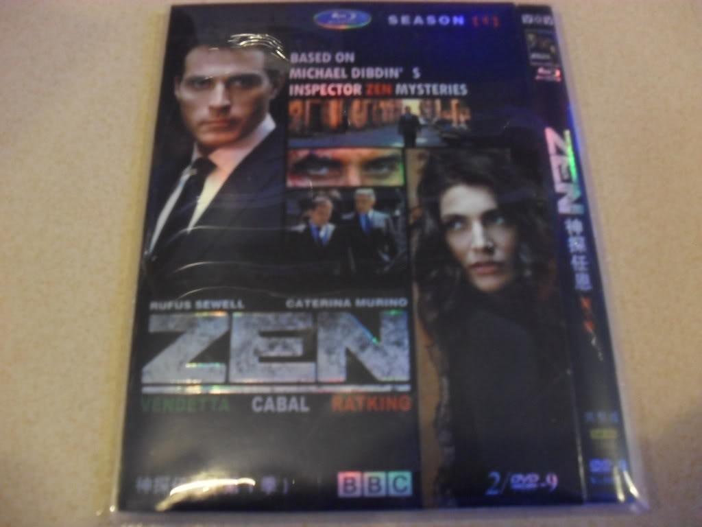 ZEN  Seasons1 2DVD-D9