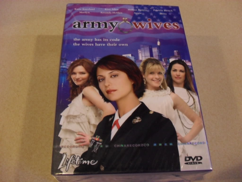 Army Wives Seasons1-4 (23DVD Sealed Boxset)