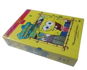 SpongeBob Squarepants (12DVD Sealed Boxset)