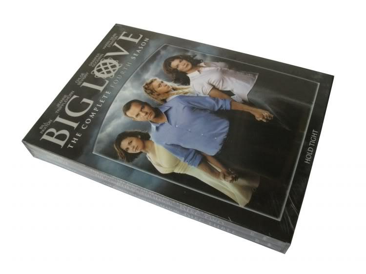 BIG LOVE Seasons4 (3DVD Sealed Boxset)