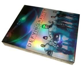 DEFYIN G RAVITY Season 1 4DVD-D9 boxset