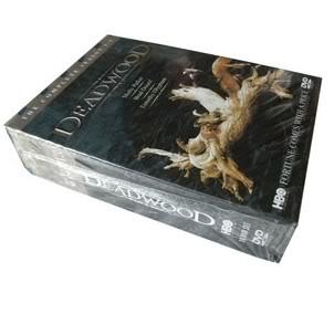 Deadwood Seasons 1-3 (18DVD Sealed Boxset)