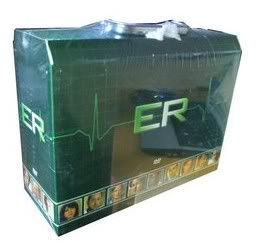 The ER-Seasons1-15 (92DVD Sealed Boxset)