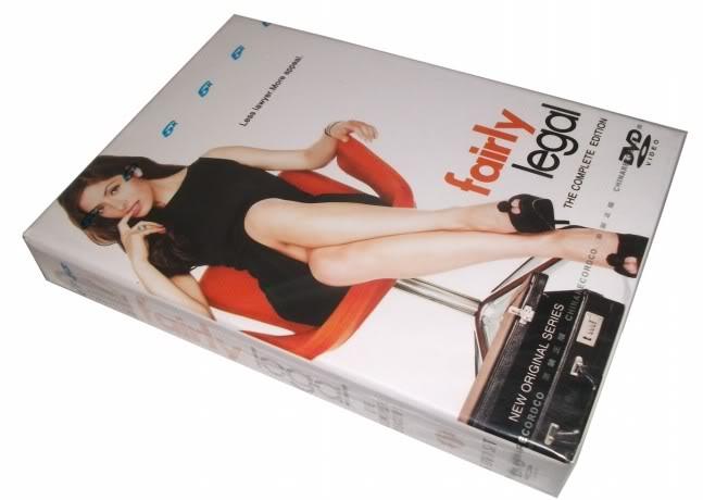 Fairly Legal Season 1(5DVD Sealed Boxset)