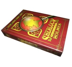 Sherlock Holmes (12DVD Sealed Boxset)