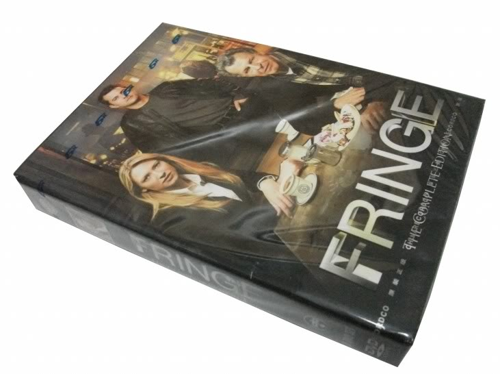 FRINGE Complete Season3 (8DVD Sealed Boxset)