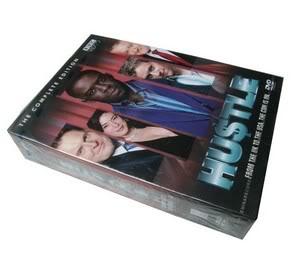Hustle Seasons1-6 (18DVD Sealed Boxset)