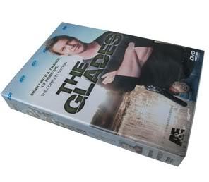 THE GLADES Seasons1 (5DVD Sealed Boxset)