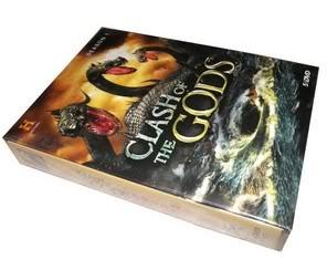 GLASH OF THE GODS SEASONS1 1-10SETS 5DVD