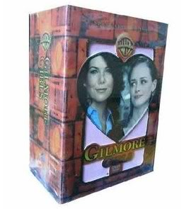 Gilmore Girls Seasons1-7 (42DVD Sealed Boxset)