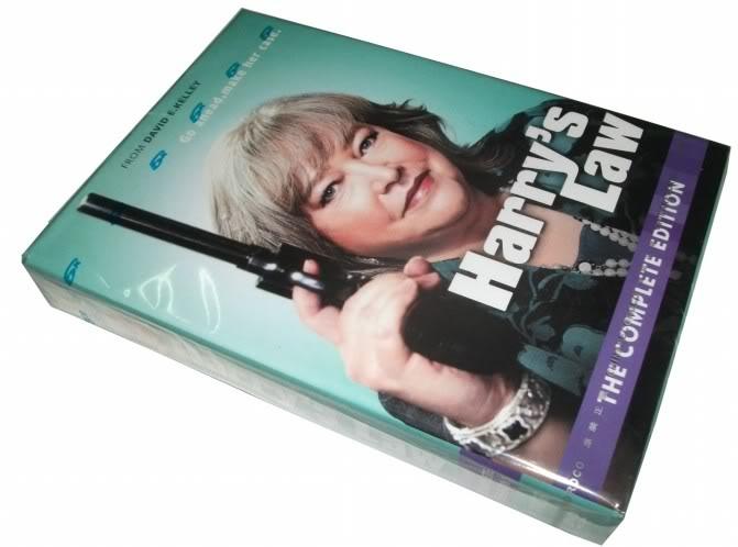 Harry's Law Season1(4DVD Sealed Boxset)
