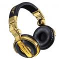 Professional DJ Headphone Pionner HDJ1000 Gold Edition  Over-Ear Headphone